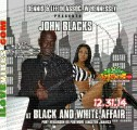 Dennis & Lee in Assocation with Hennessy Presents John Blacks @ Black & White Affair 70s 80s 90s Styles Portmore Segment   12-31-14