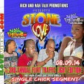 Rich and Nah Talk Promotions Presents Stone Love @ 3rd Annual Flirt Traffic Light Edition Port Maria St Mary Civic Centre Single Chick Segment 08-09-14