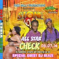 Free Willy Productions Presents Stone Love @ All Star Thursdays Olympic Way Kingston Jamaica All Star Segment 08-07-14