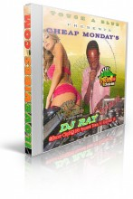 Touch a Blue Presents Cheap Mondays DJ Ray Retro Active @ Inner City 185 Spanish Town Rd Kingston 13  07-22-13