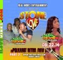 Real Worl'Ent Stone Love @ Polkadot Retro / New Skool Supreme Jerk Centre Green Island New Skool Segment 08-22-14
