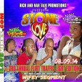 Rich and Nah Talk Promotions Presents  Stone Love @ 3rd Annual Flirt Traffic Light Edition Port Maria St Mary Civic Centre Wifey Segment 08-09-14